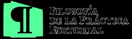 Filosofía de la práctica editorial
